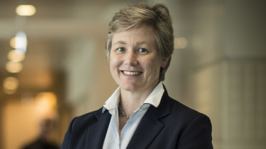 JP Morgan's Sally Auld believes the RBA will have to take official interest rates to 0.5 per cent by the middle of next year.