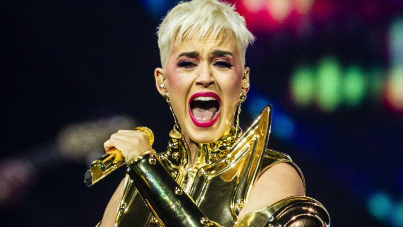 6376879fc3b Katy Perry named 2018 s highest-paid woman in music