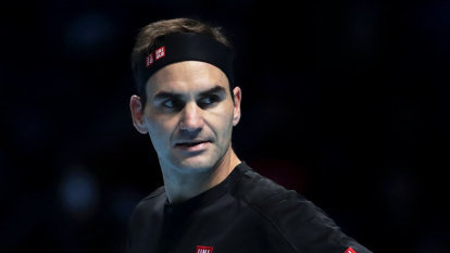 Federer felled, Djokovic beats Berrettini in ATP Finals openers