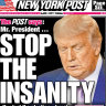 Murdoch's New York Post tells Trump to 'give it up'