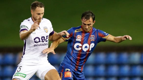 Former Glory skipper signs two-year deal with City