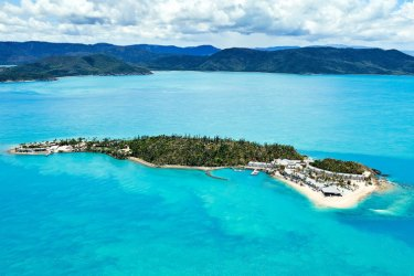 Daydream Island official reopening in the Whitsundays off the Queensland coast.
