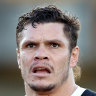 James Roberts is being investigated by the NRL Integrity Unit for a potential Queensland Health balcony breach.