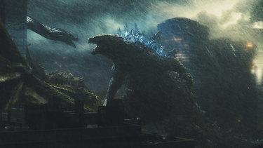 Still king: Godzilla.
