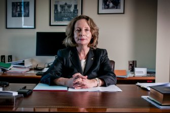 The Chief Justice Susan Kiefel's statement was an example of how to respond with candour and how to be accountable.