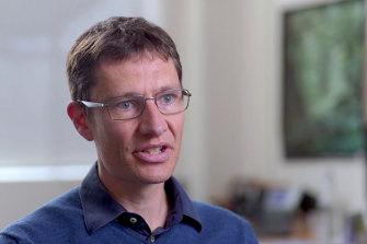 Epidemiologist says virus outbreak is 'absolutely inevitable'