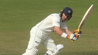 Australia A's Marcus Harris.