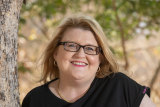 Rural romance author Cathryn Hein from Newcastle.