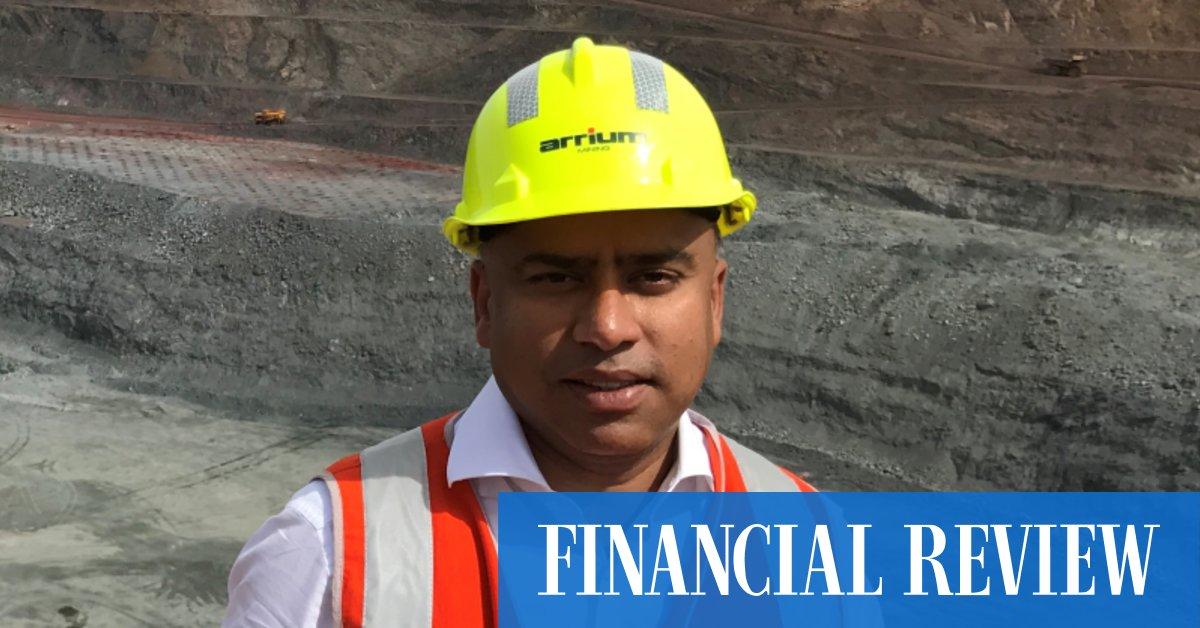 Gupta calls Whyalla a spiritual home in race against timeThe Australian Financial Review