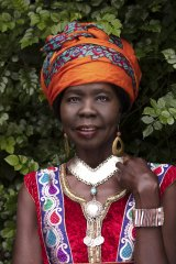 Ajak Kwai will perform on the opening night with the Bendigo South Sudanese Women's Ensemble.