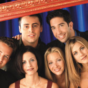 The Friends cast in 2001.