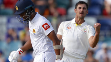 Axed: Dinesh Chandimal has paid the price for Sri Lanka's dismal tour of Australia.