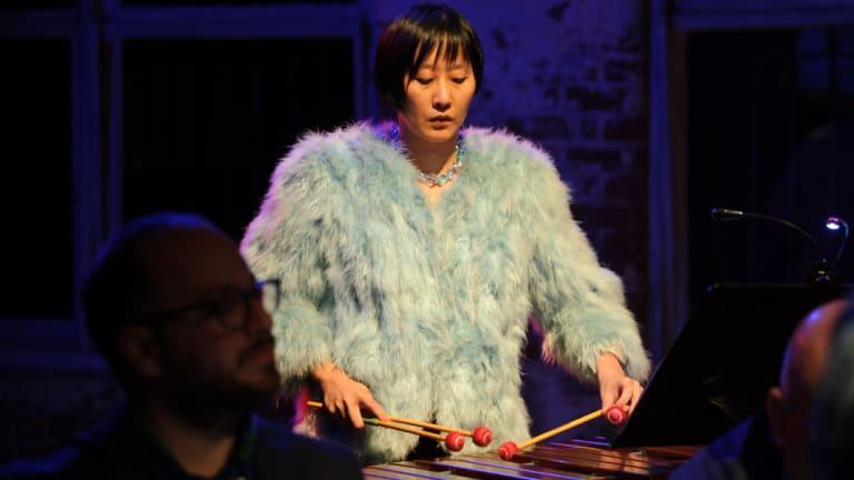 Carmen Chan from Adam Simmons Creative Ensemble.