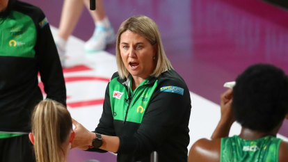 Diamonds coach hits back at criticism of 'rotating captaincy'