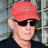 Wayne Bennett arrives for a meeting at the Redcliffe Leagues Club on Friday.