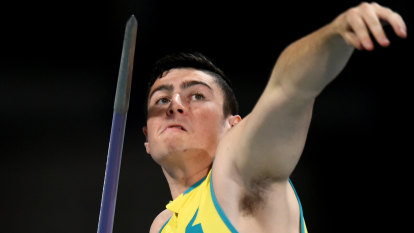 Anderson's golden Para world record in javelin
