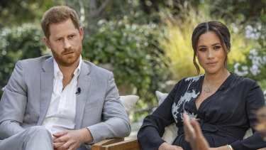 Markle's claim of racism to Oprah Winfrey made global headlines.