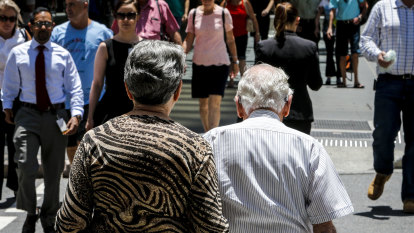 Old age is the next global economic threat