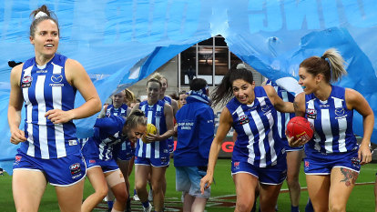 AFLW to remain untouched from cost cutting