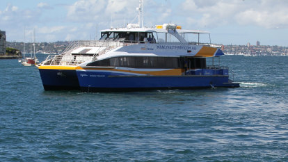 Sydney fast ferry services affected after some staff fail random drug test
