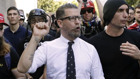Far-right figure Gavin McInnes denied visa ahead of planned speaking tour