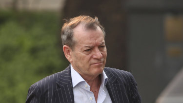 John Alexander is stepping aside as executive chairman of Crown Resorts in a shock reshuffle.