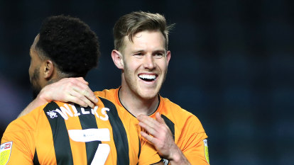 Irish mum, Scottish dad, but Elder only ever wanted to be a Socceroo