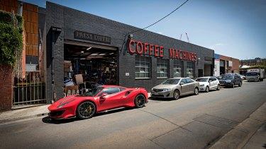 134 Dover Street sold for $5.35 million.