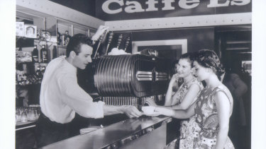 The Lanteri family established Don Camillo's in 1955 with a new-fangled espresso machine.
