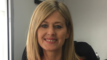 Sharon Pask, chief financial officer Frankston Toyota dealership in Victoria.