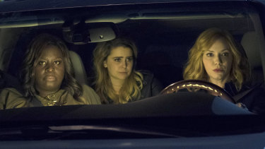 The three mums get themselves in a world of trouble for the sake of their children.