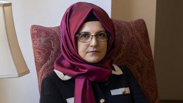 Jamal Khashoggi's fiancee, Hatice Cengiz, said that Mohammed bin Salman was distancing himself from the killing.