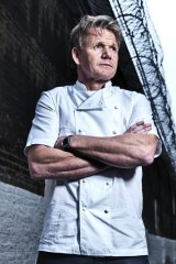 Gordon Ramsay has turned the angry chef trope into a fully fledged TV career.