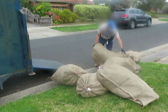 The total street value of the cannabis was more than $4 million, according to Victoria Police.