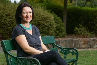 Rachel Chappell, founder of Facebook group North Shore Mums.