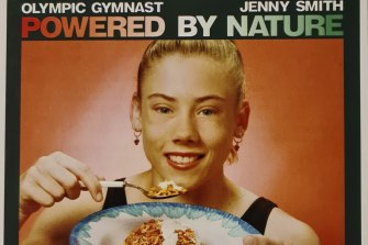 Jen Smith, who suffered from an eating disorder sparked by the pressures of being an elite gymnast, was the face of a healthy eating campaign during her teens.