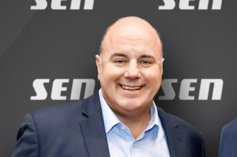 SEN boss Craig Hutchison has launched another bid to take over RSN.