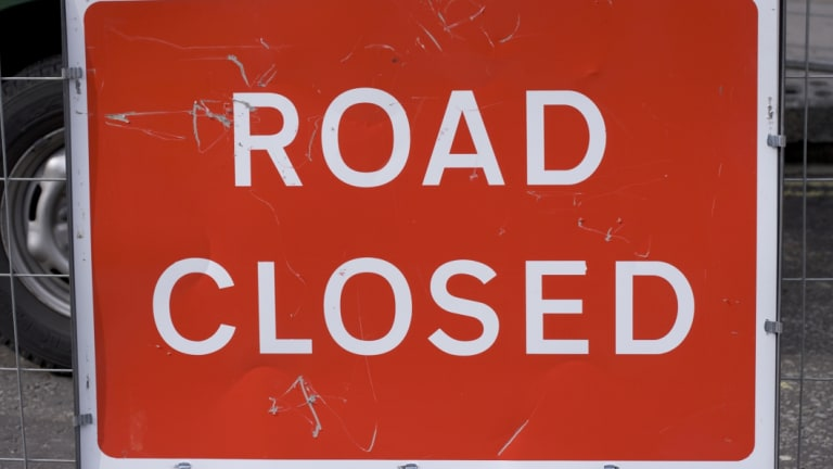 There'll be closures across the CBD