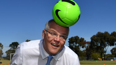 Scott Morrison will announce a major sporting package on Saturday.