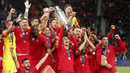 Portugal win inaugural Nations League title, England finish third