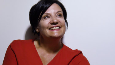 Jodi McKay is yet to reveal whether she will contest the NSW Labor leadership.