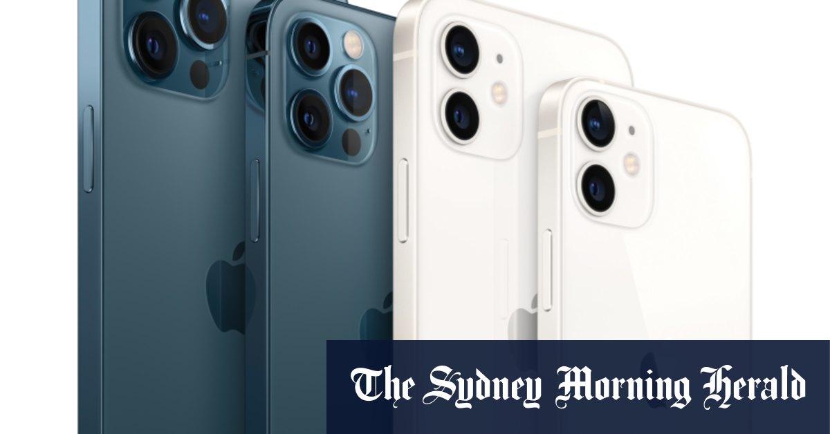 iPhone 12 a stunning upgrade but camera wizardry sets pro model apart – Sydney Morning Herald
