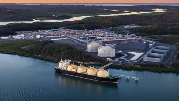 Gladstone already exports LNG. Labor now wants the central Queensland city to be a hydrogen hub.