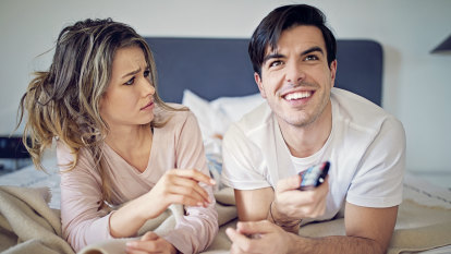 I love my husband, but he is driving me mad