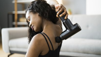 Are massage guns worth the hype – and the big bucks?