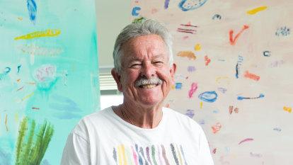 Celebrate artist Ken Done's contagious love of colour