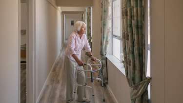 A new report finds many Australians are willing to pay at least double the amount allocated from income tax to fund aged care.