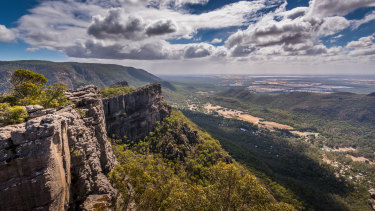 Tourism dependent businesses in the Grampians have been hit hard by the coronavirus restrictions.