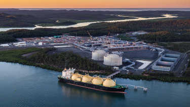 Origin cut the carrying value of its APLNG project in Queensland by as much as $770 million.