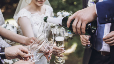 Marriage celebrants aren't getting enough work to remain well-practised and up to date.